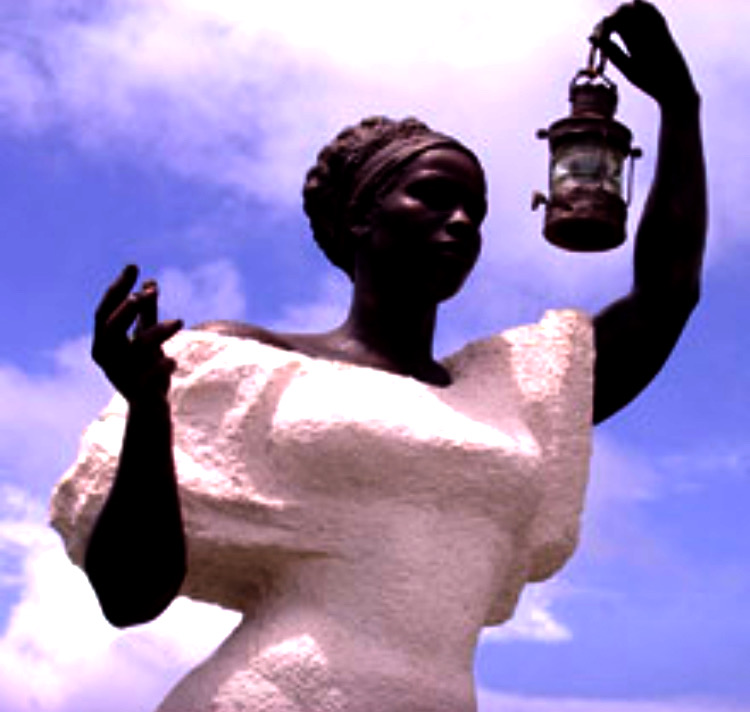 Did You Know The Original Statue of Liberty was Black?
