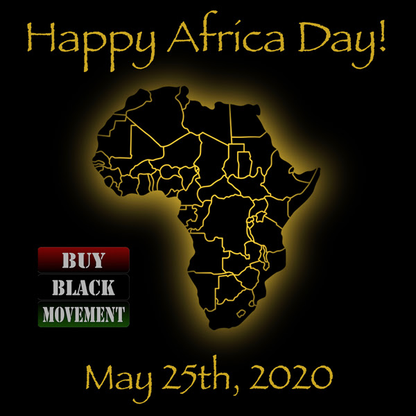 Happy Africa Day 2020