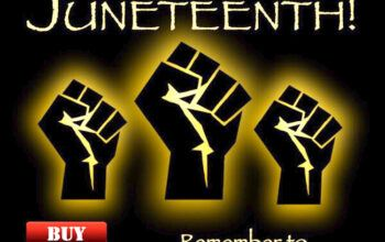 Happy Juneteenth, NU-MA'KI WAWWA