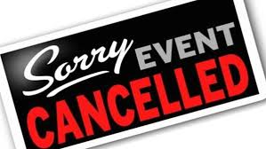 Event Cancelled 1