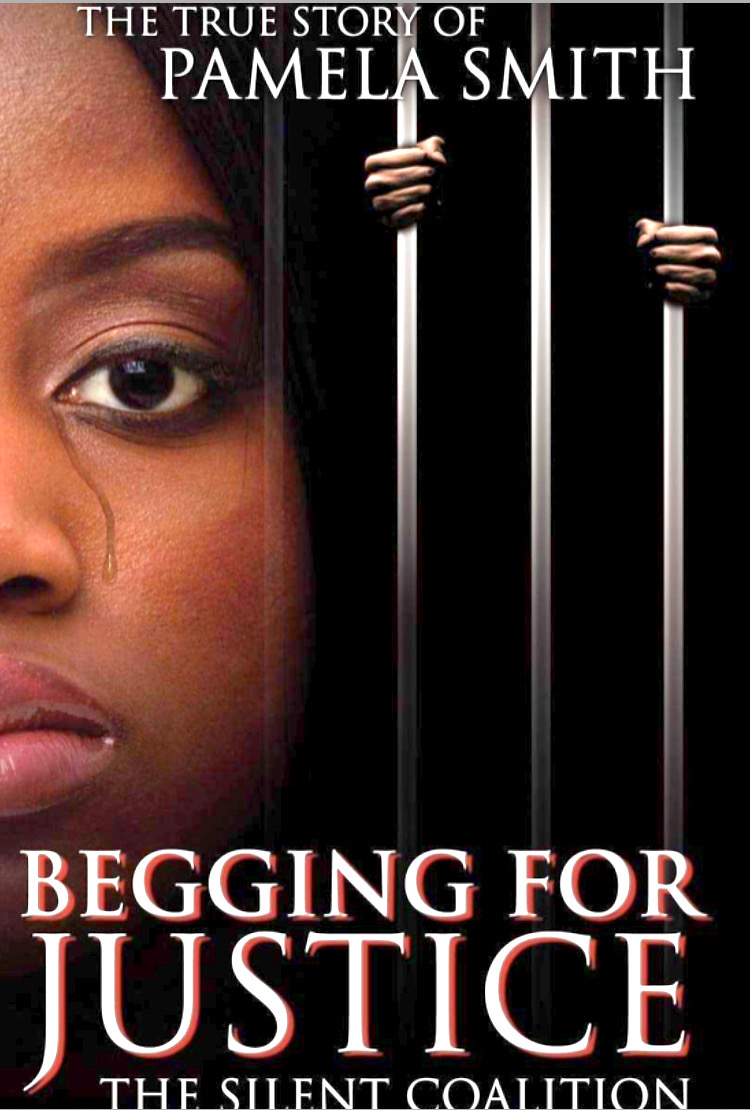 Pamela Smith, author of Begging for Justice Speaks
